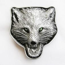 Belt buckle: Wolf