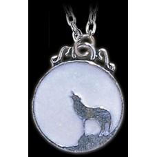 Alchemy Pendant: Wolf