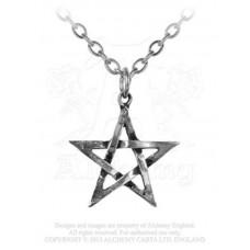 Alchemy Pendant: Pentagram