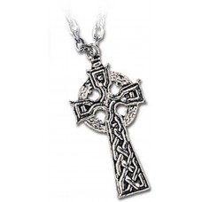 Alchemy necklace: Celtic Cross