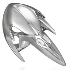 Steel ring: astral bird