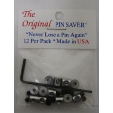 Pin lock, pin saver