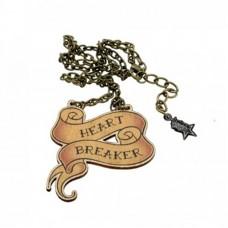 Heartbreaker Halskette: Lass die Leute sofort wissen, dass du Herzen brechen willst