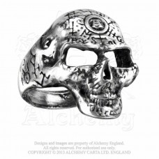 Alchemy Ring: Omega Skull