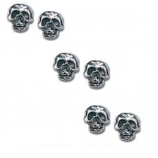 Alchemy Skull Shirt Buttons